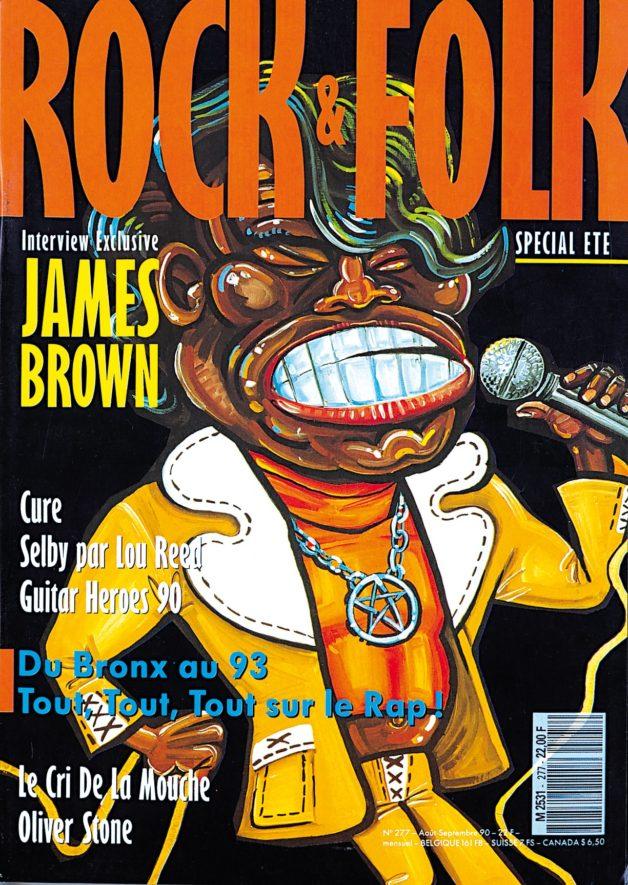 277 James Brown