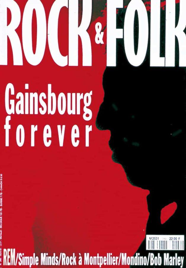 284 Serge Gainsbourg