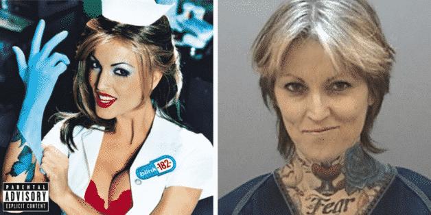 Blink 182 - Janine Lindemulder
