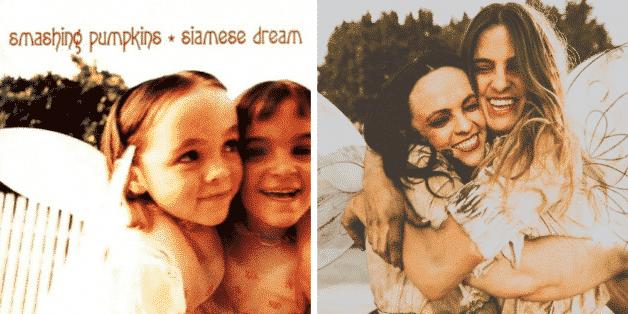 Smashing Pumpkins - Nicole Fiorentino & Ali Laenger
