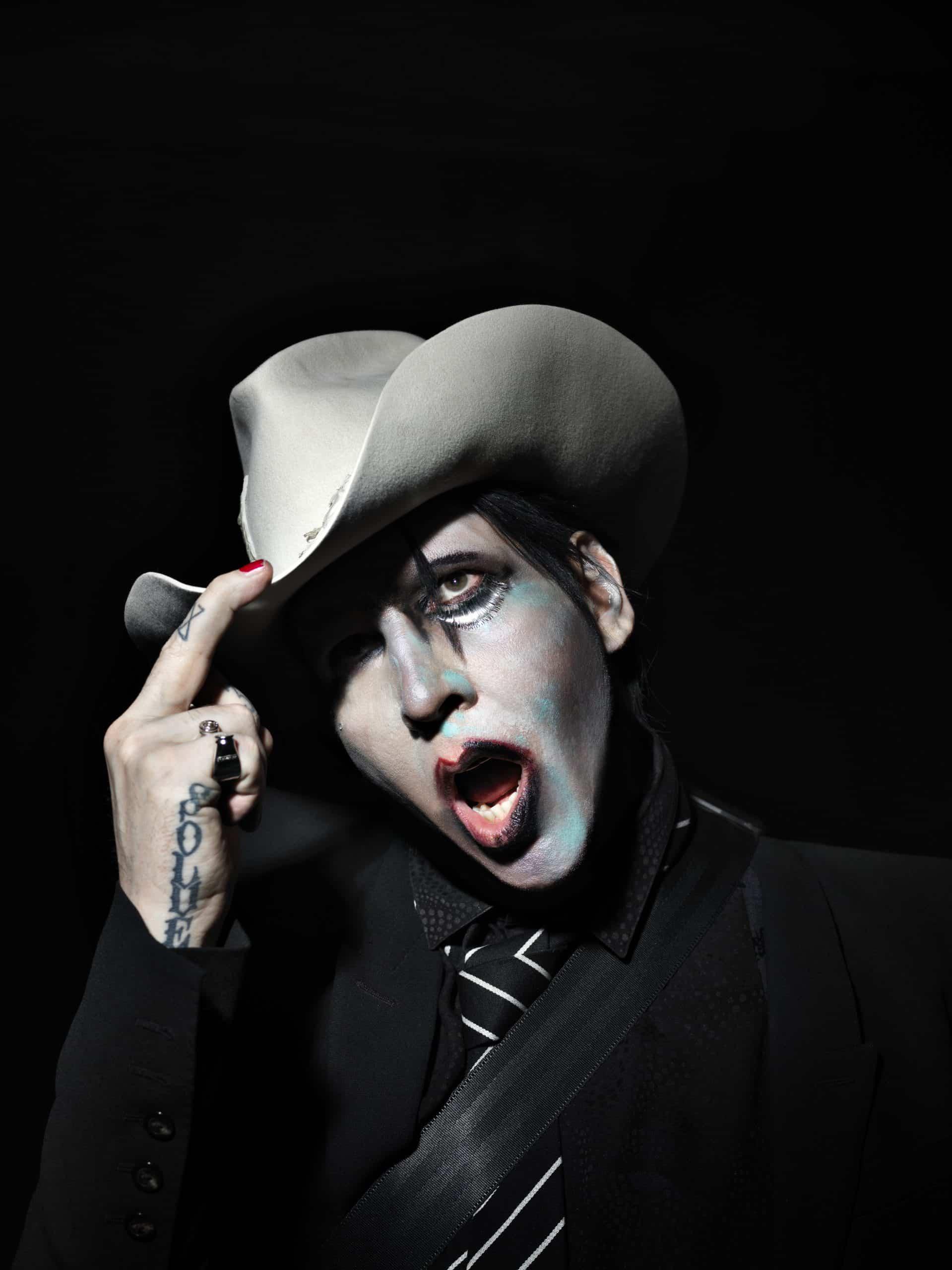 nouveau single de Marilyn Manson 2020 We Are Chaos