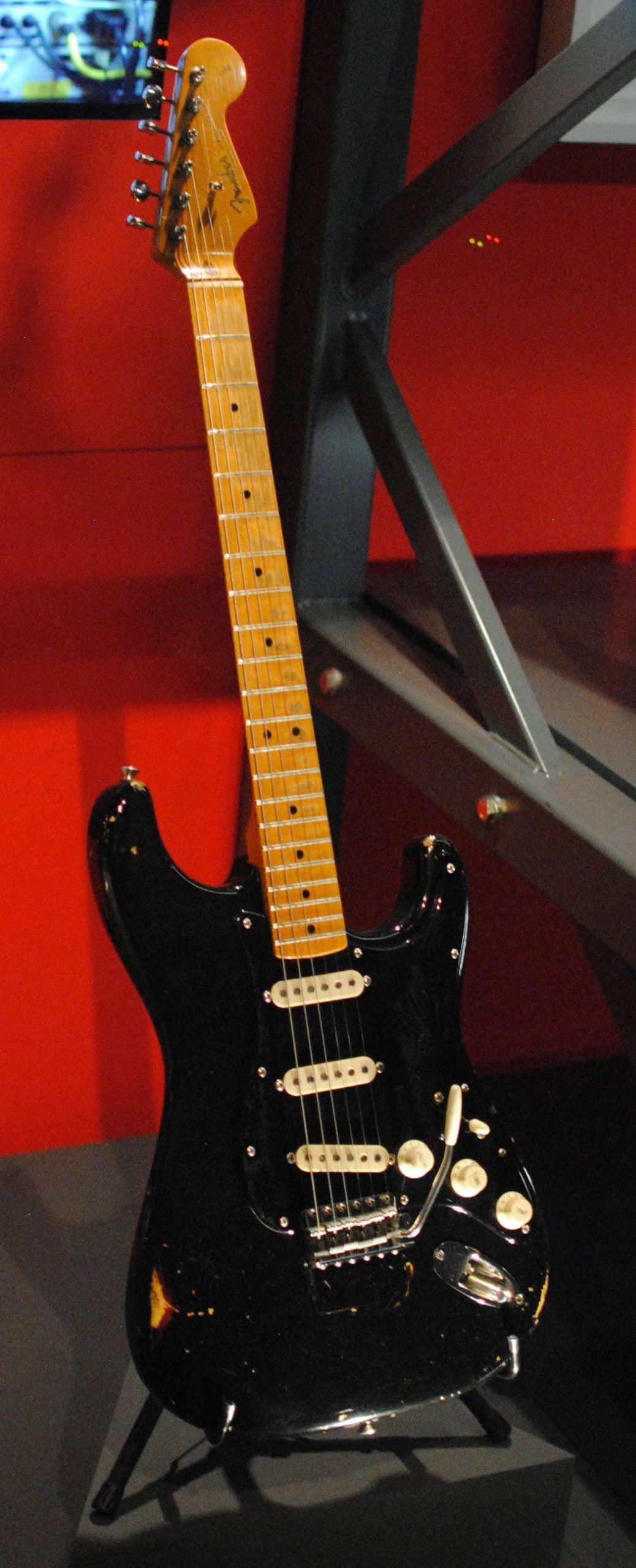 Black Strat - David Gilmour