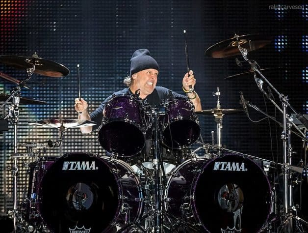 Lars Ulrich-Metallica