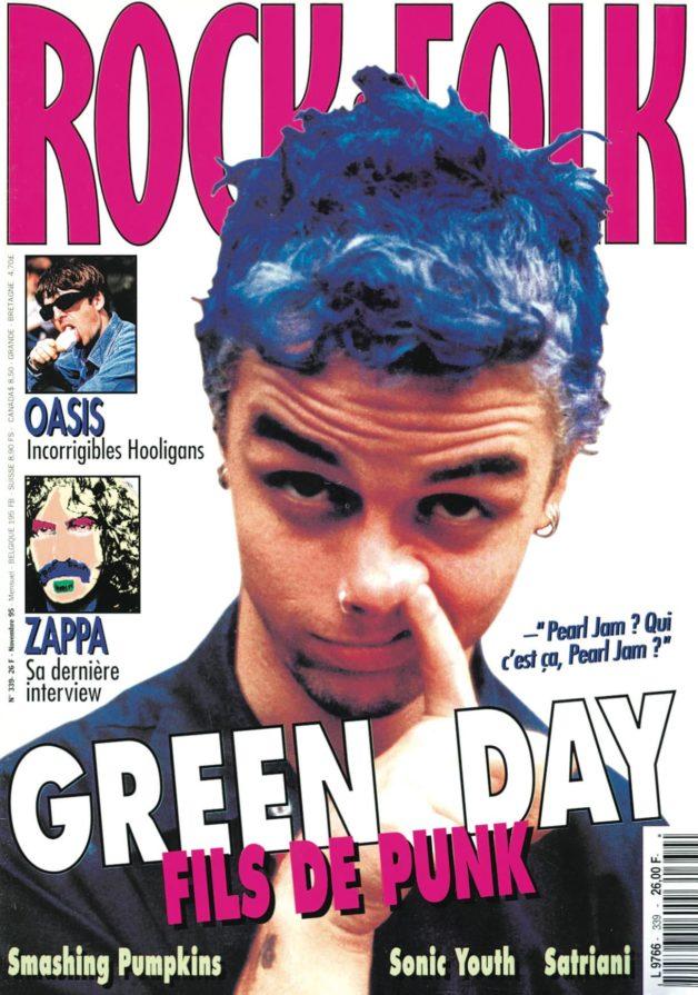 339 nov Green Day