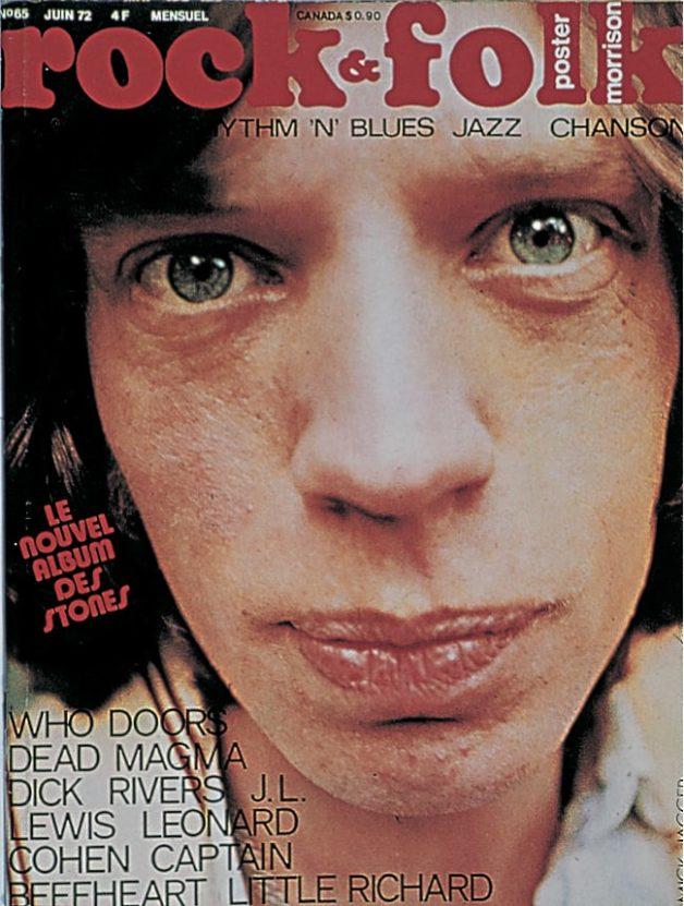 65 juin Jagger