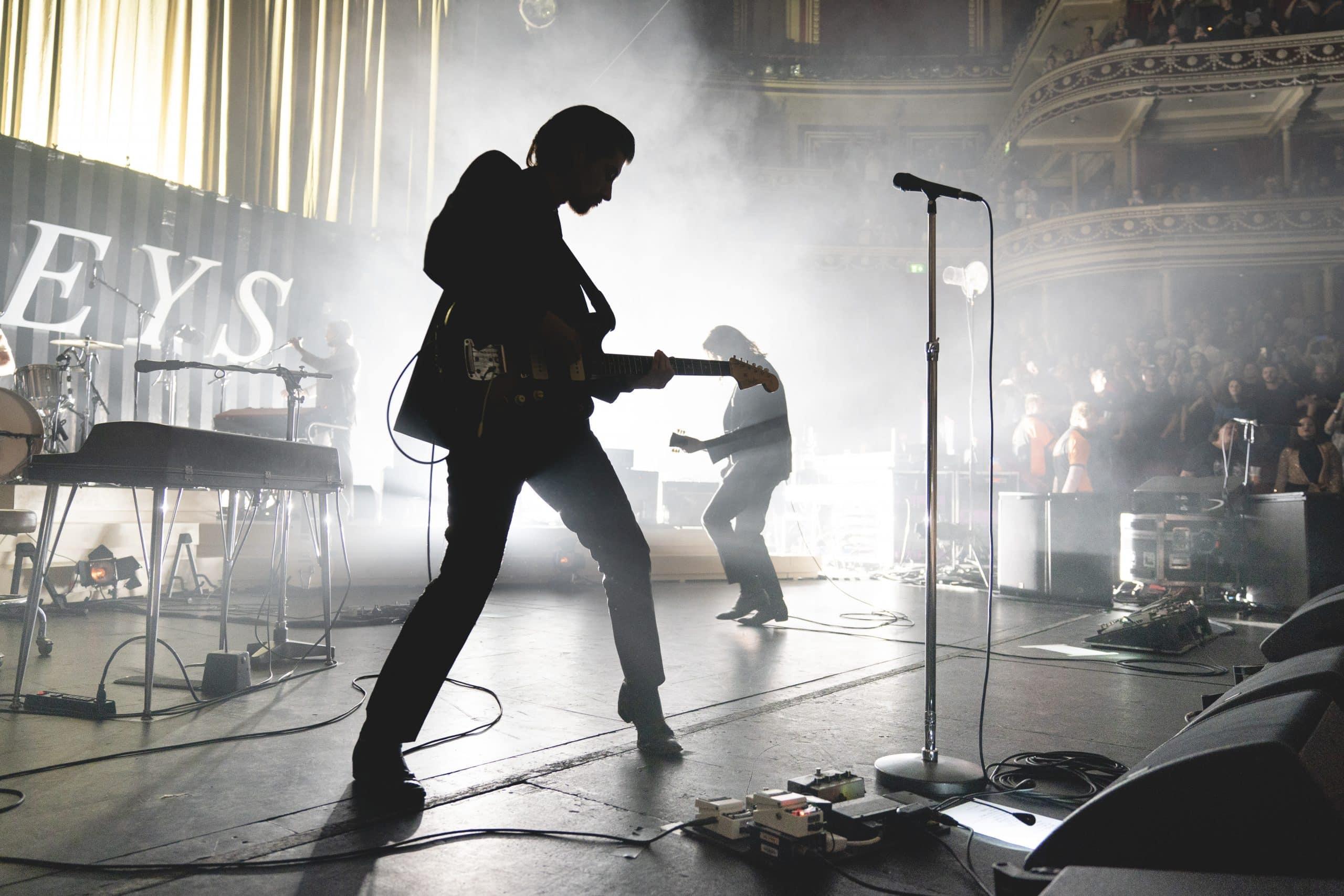 Arctic Monkeys live at the royal albert hall
