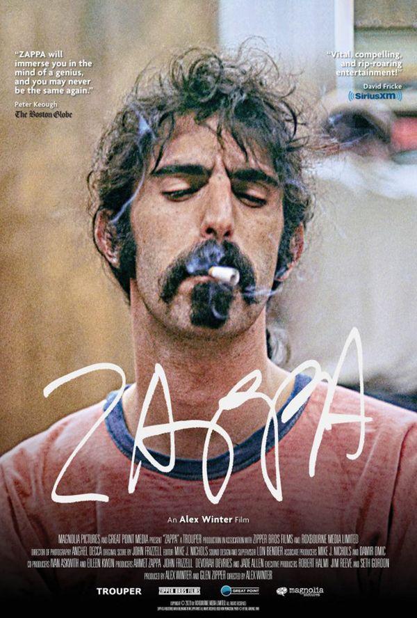 Zappa documentaire