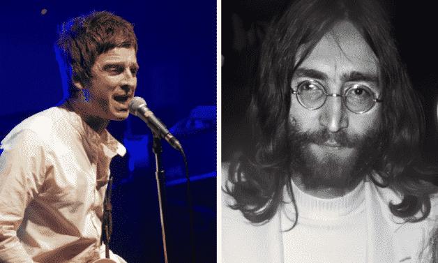Noel Gallagher hommage à John Lennon