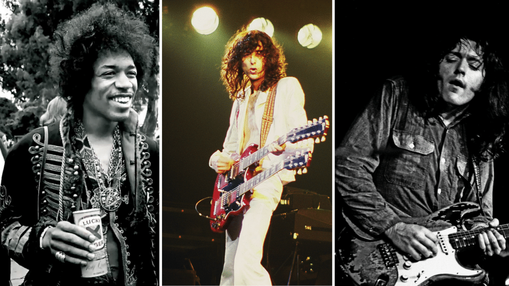 Hendrix-Page-Gallagher