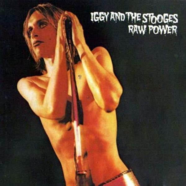 """Iggy and the Stooges """"Raw Power"""""""