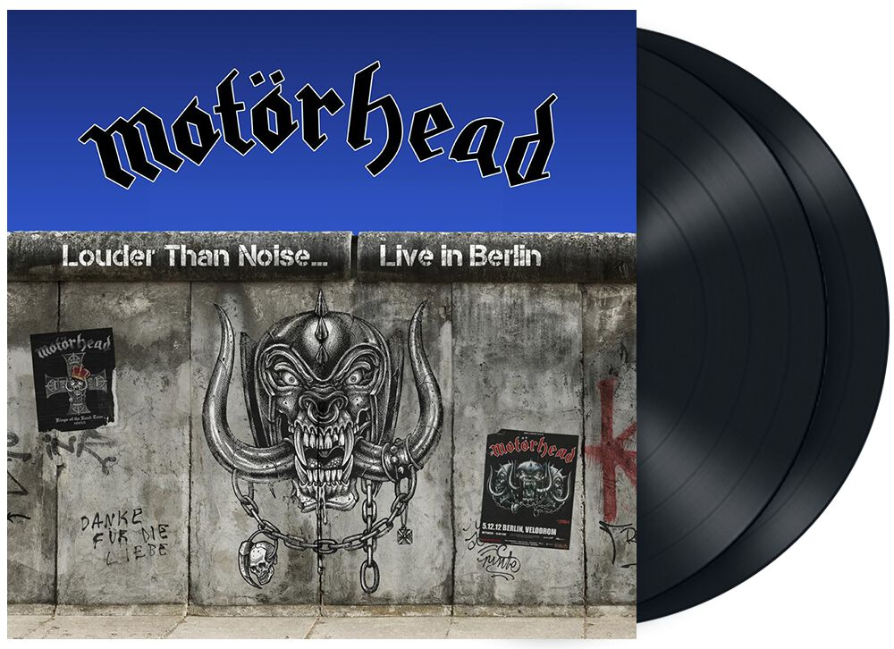 Louder Than Noise - Motorhead