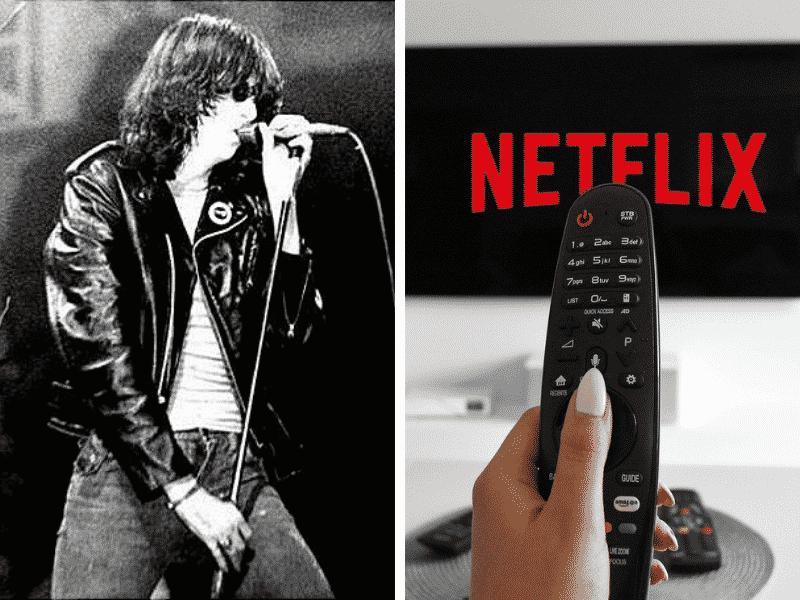 Joey Ramone / Netflix