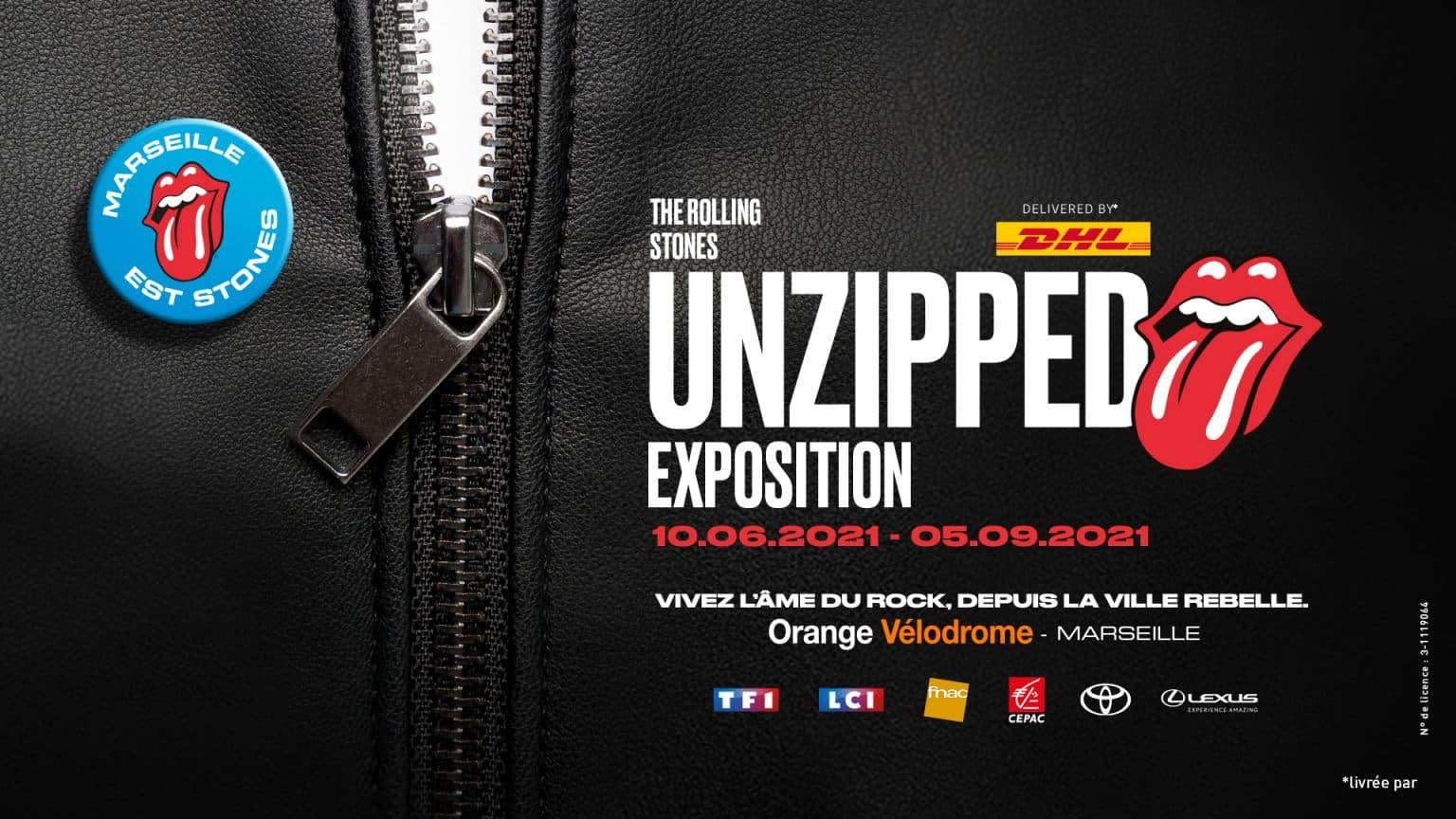 Unzipped - Rolling Stones