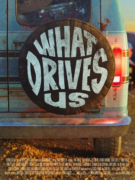 What Drives Us - Dave Grohl