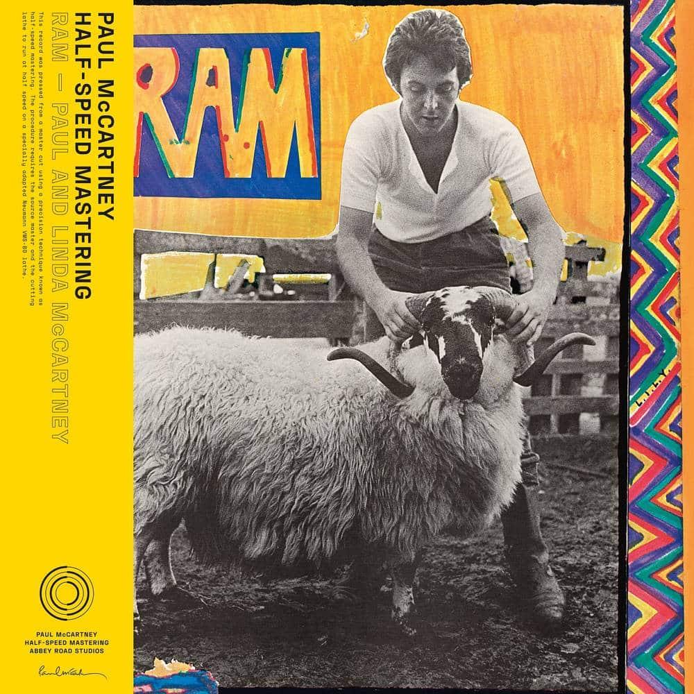 RAM Paul McCartney
