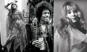 Pallenberg-Hendrix-Des Barres