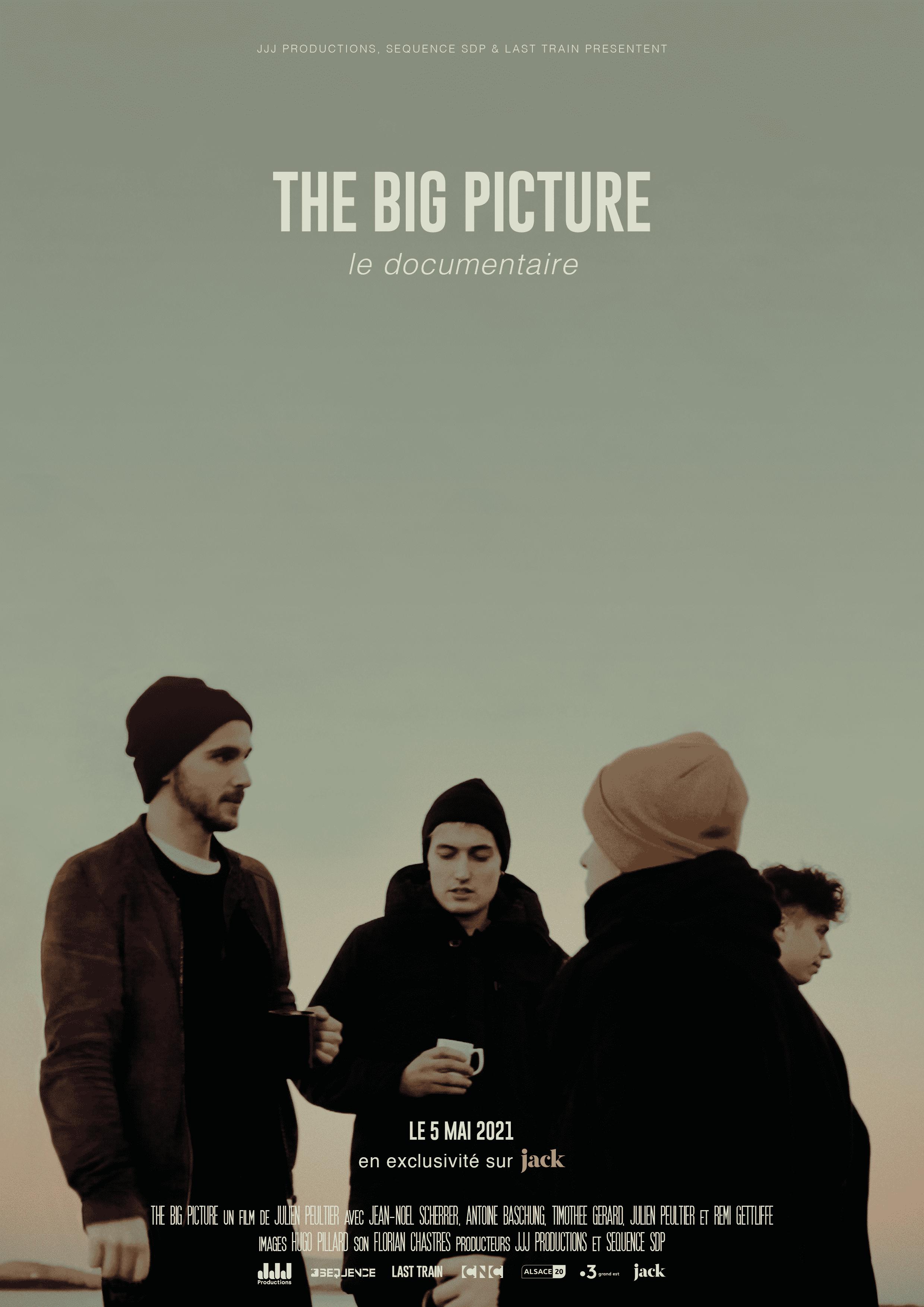 Last Train - The Big Picture documentaire