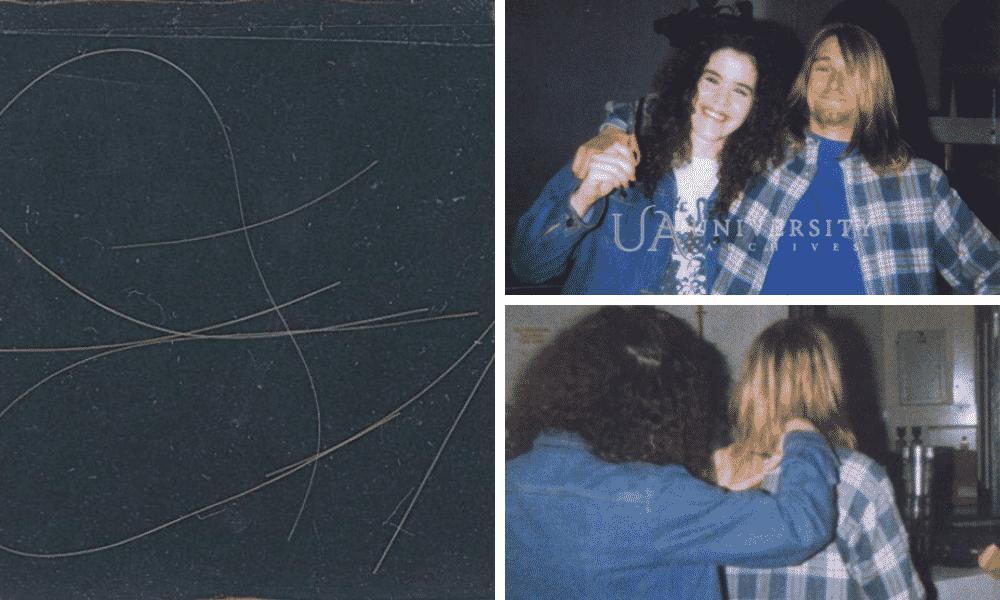 Kurt Cobain enchères