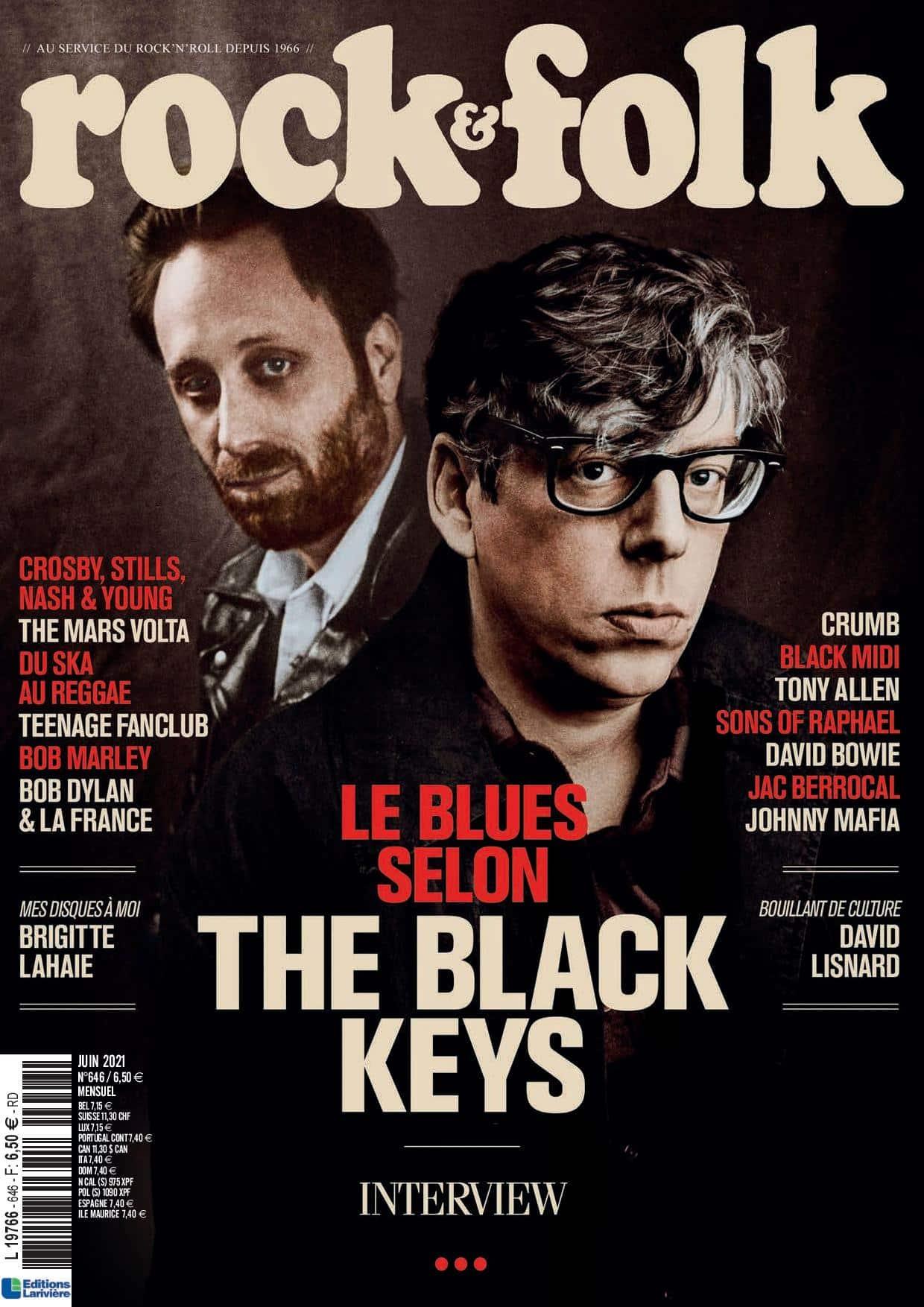 Rock&Folk 646 - The Black Keys