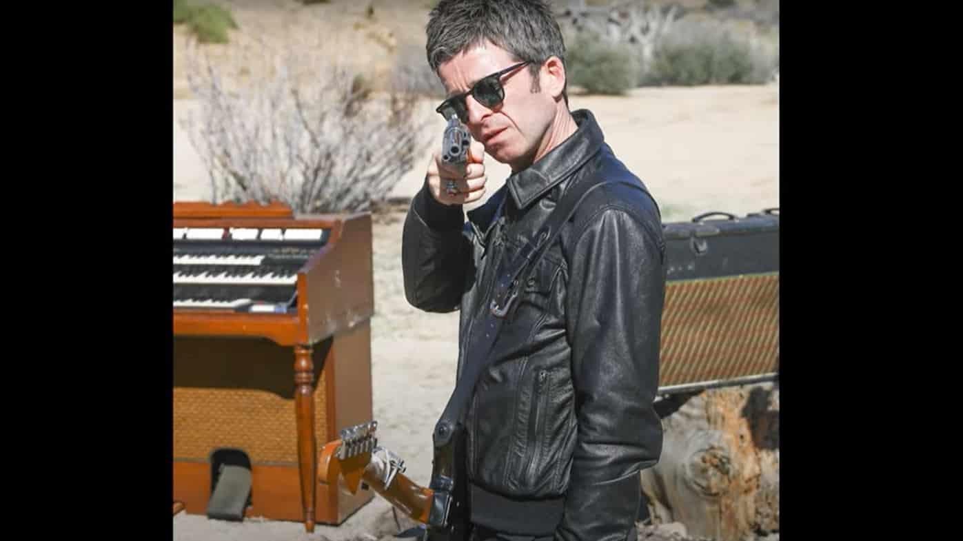 Noel Gallagher expo