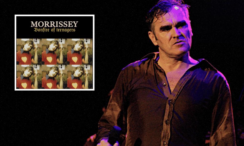 Morrissey - Bonfire of teenagers