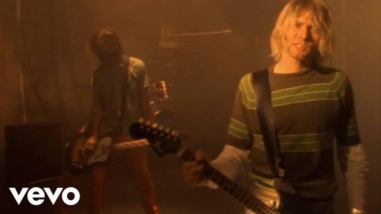 Nirvana - clip de Smells Like Teen Spirit