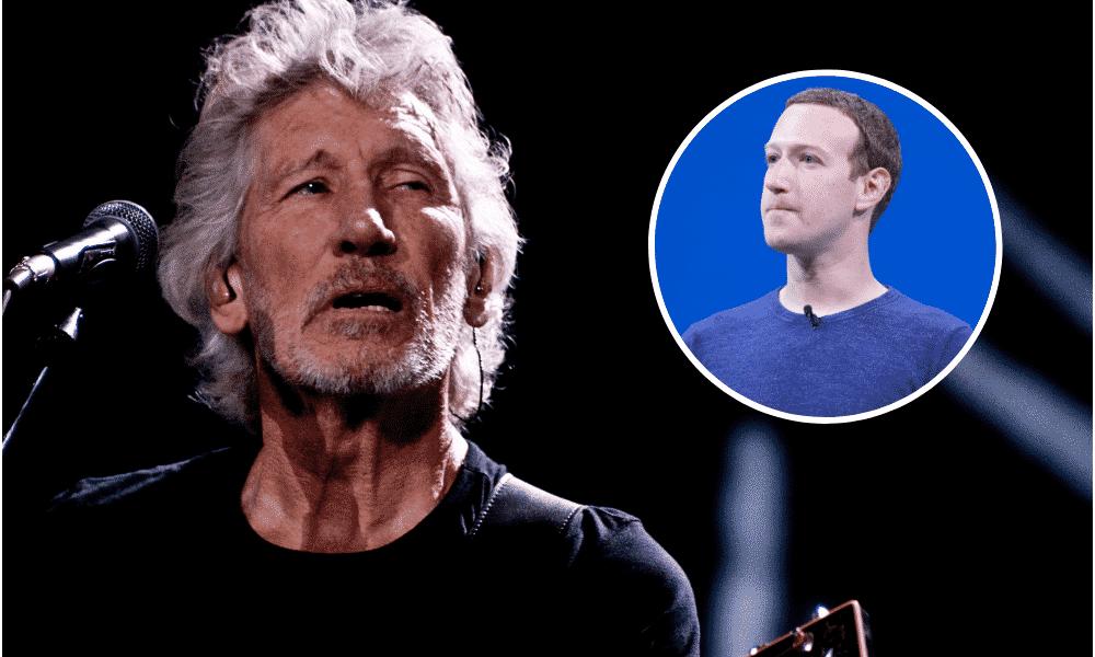 Roger Waters - Mark Zuckerberg