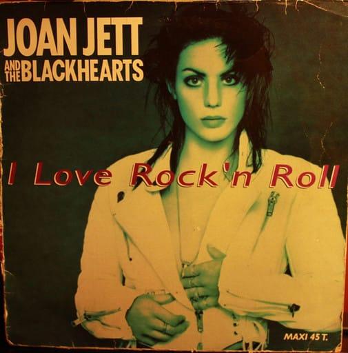 Joan Jett - i love rock'n'roll