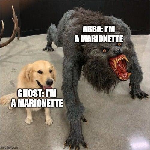 Meme Ghost-ABBA