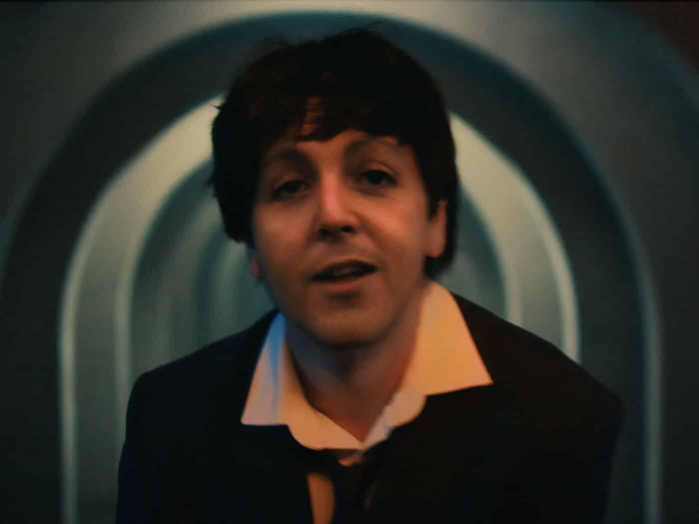 Paul McCartney Find My Way clip