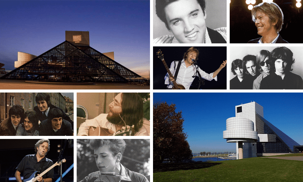 Le Rock&Roll Hall Of Fame