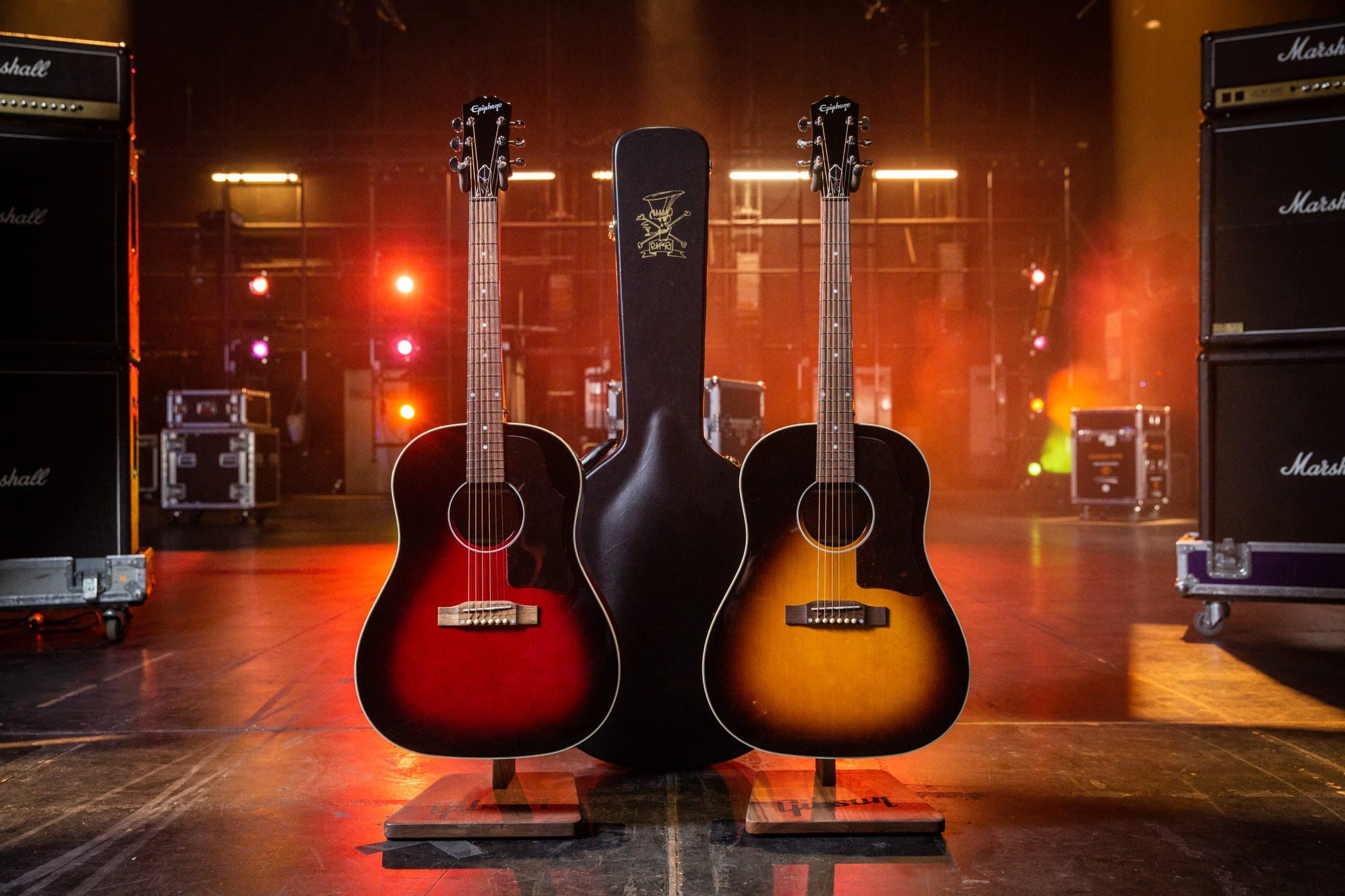 Slash Epi Collection Acoustics
