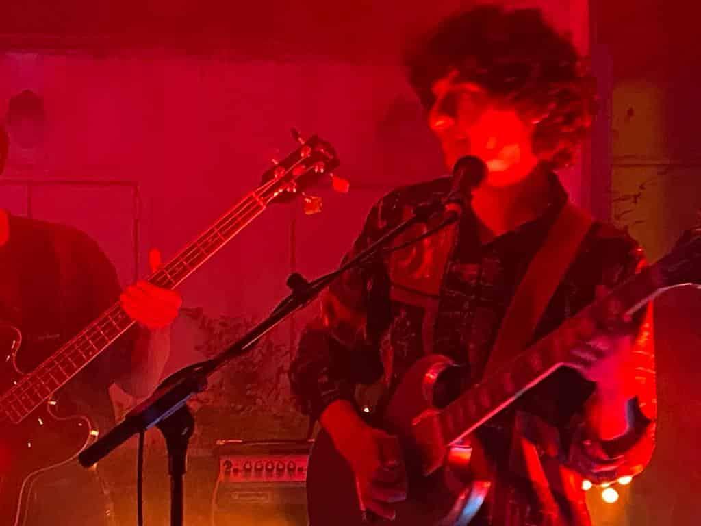 Bilbao Kung-Fu au Tremplin Rock&Folk radio 2021