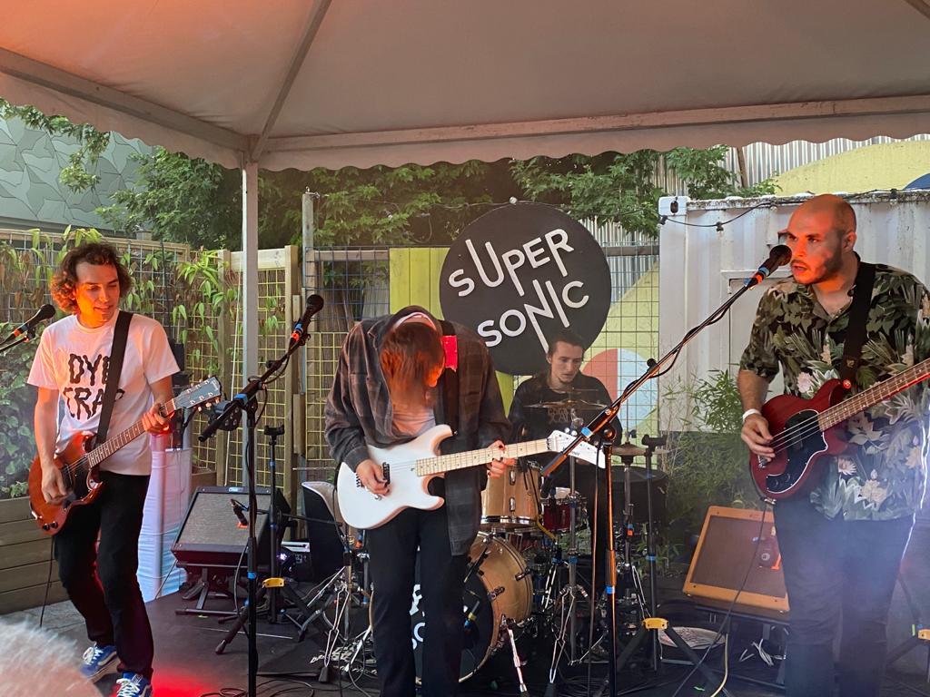 Cheap Teen au Tremplin Rock&Folk radio 2021