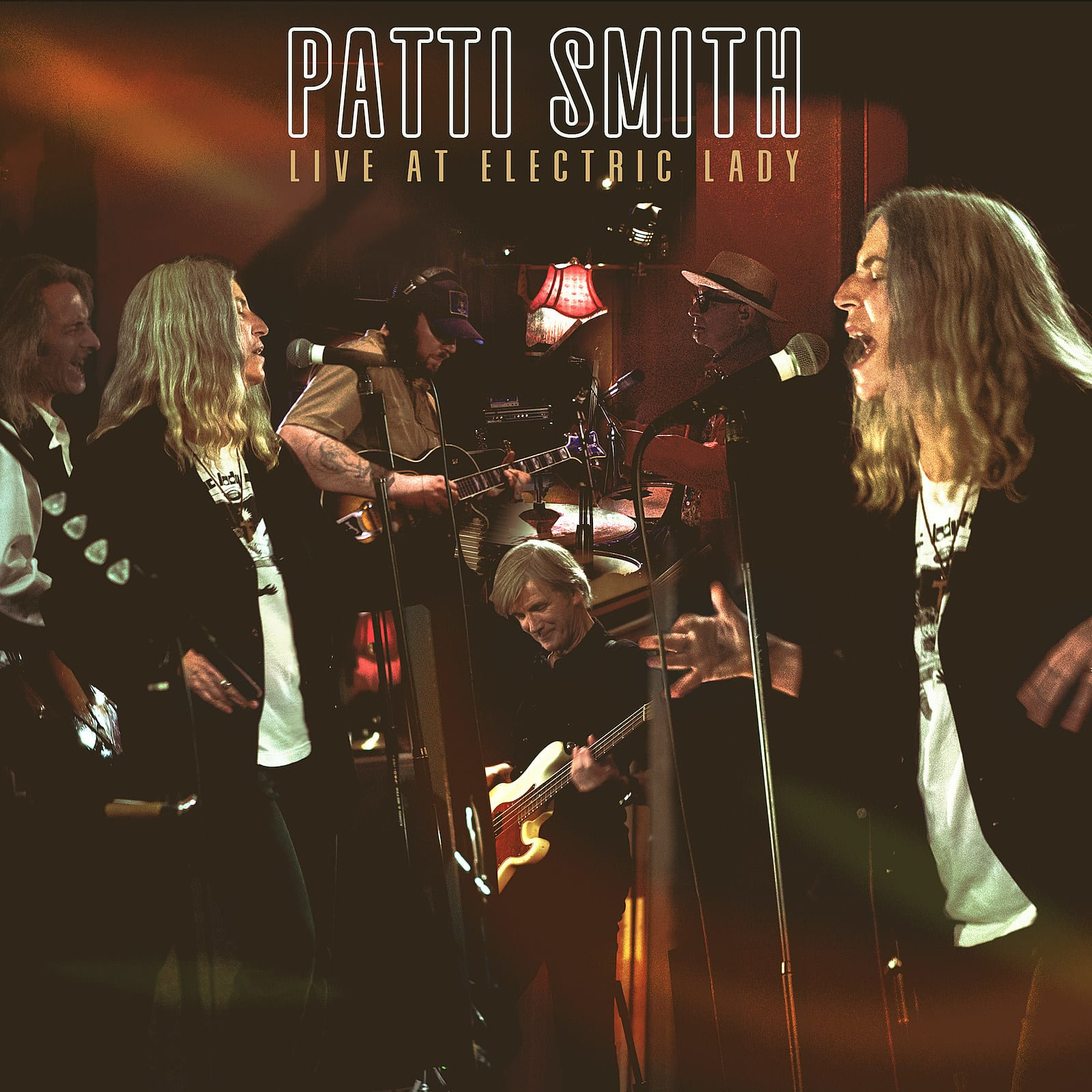 Patti Smith Live At The Electric Lady