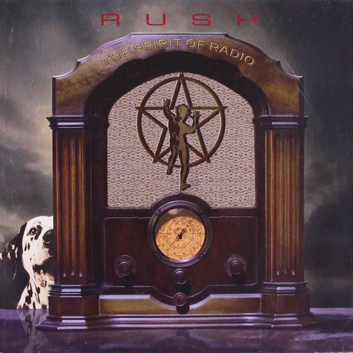 Rush_The Spirit Of Radio