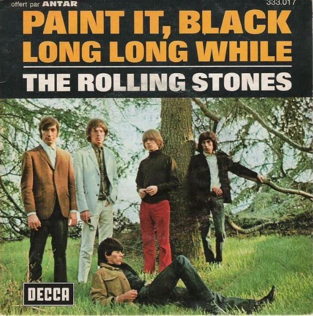 TheRollingStones_Paint It Black