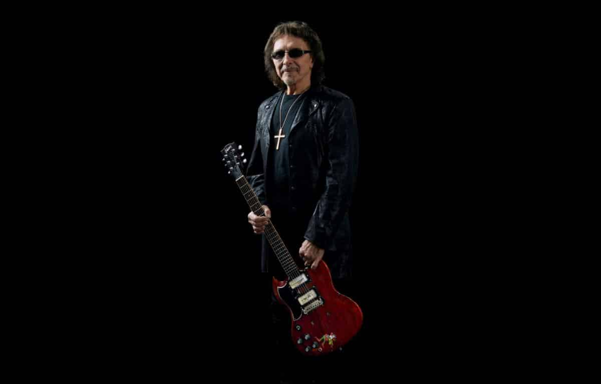 Tony Iommi_Gibson SG Special