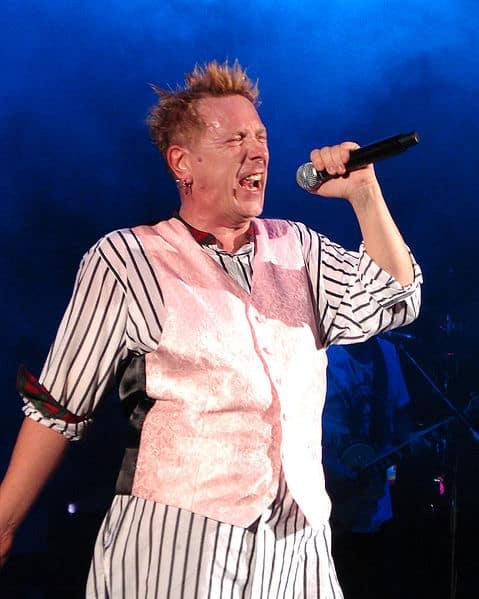 John Lydon-Sex Pistols