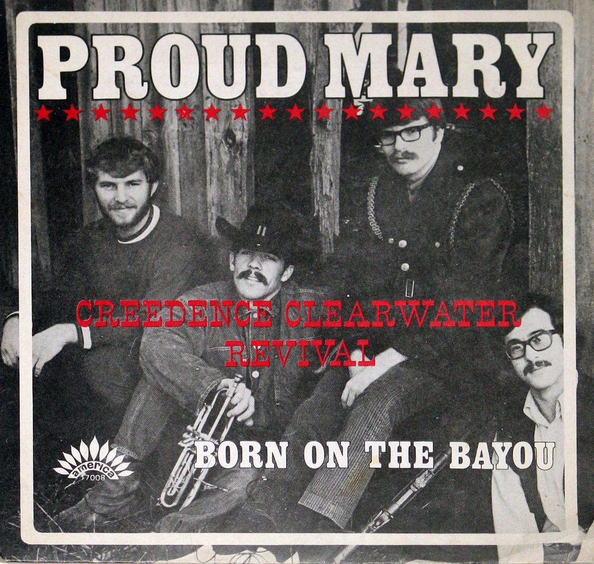 CREEDENCE CLEARWATER REVIVAL_proud mary