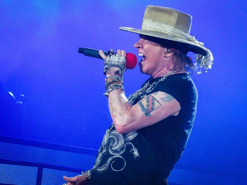 Guns N'Roses - Axl Rose