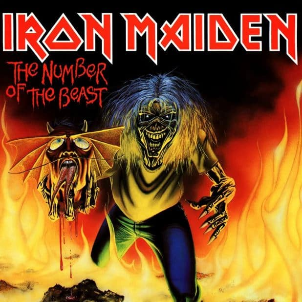 Iron Maiden_The Number Of The Beast