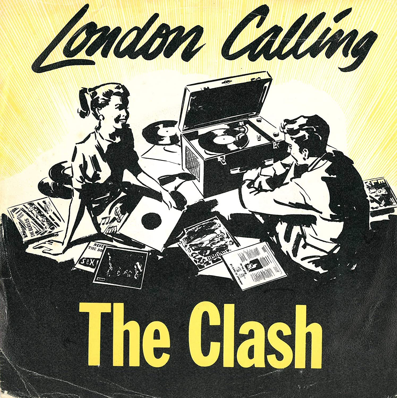 London Calling_The Clash