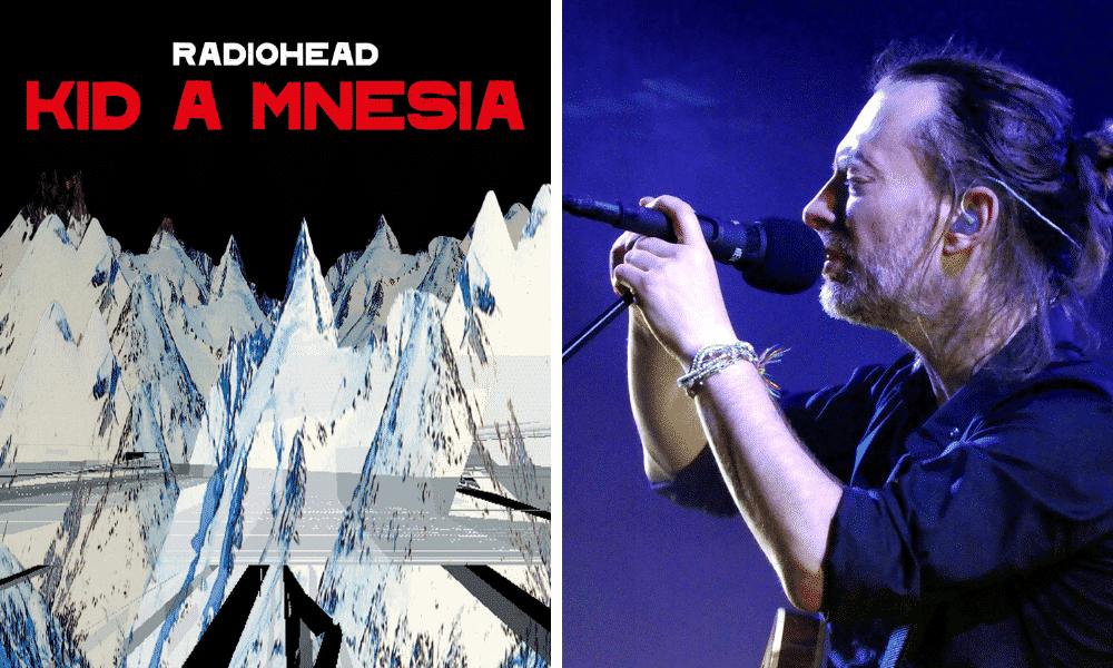Radiohead Kid A Mnesia