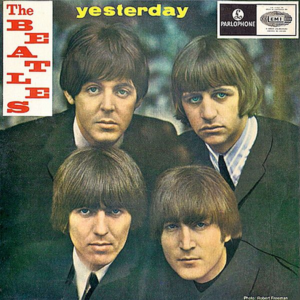 The Beatles_Yesterday