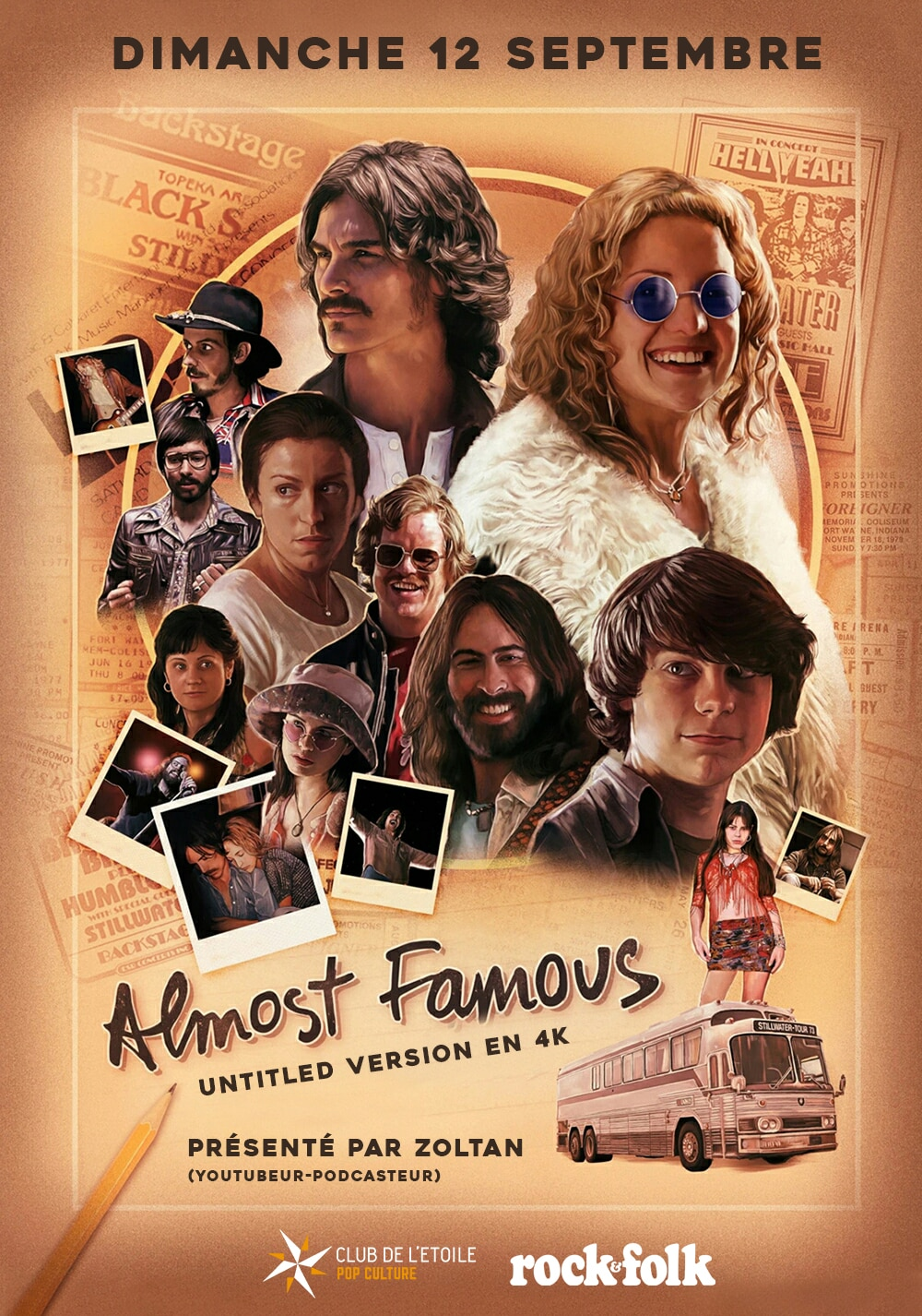 Almost Famous 4K