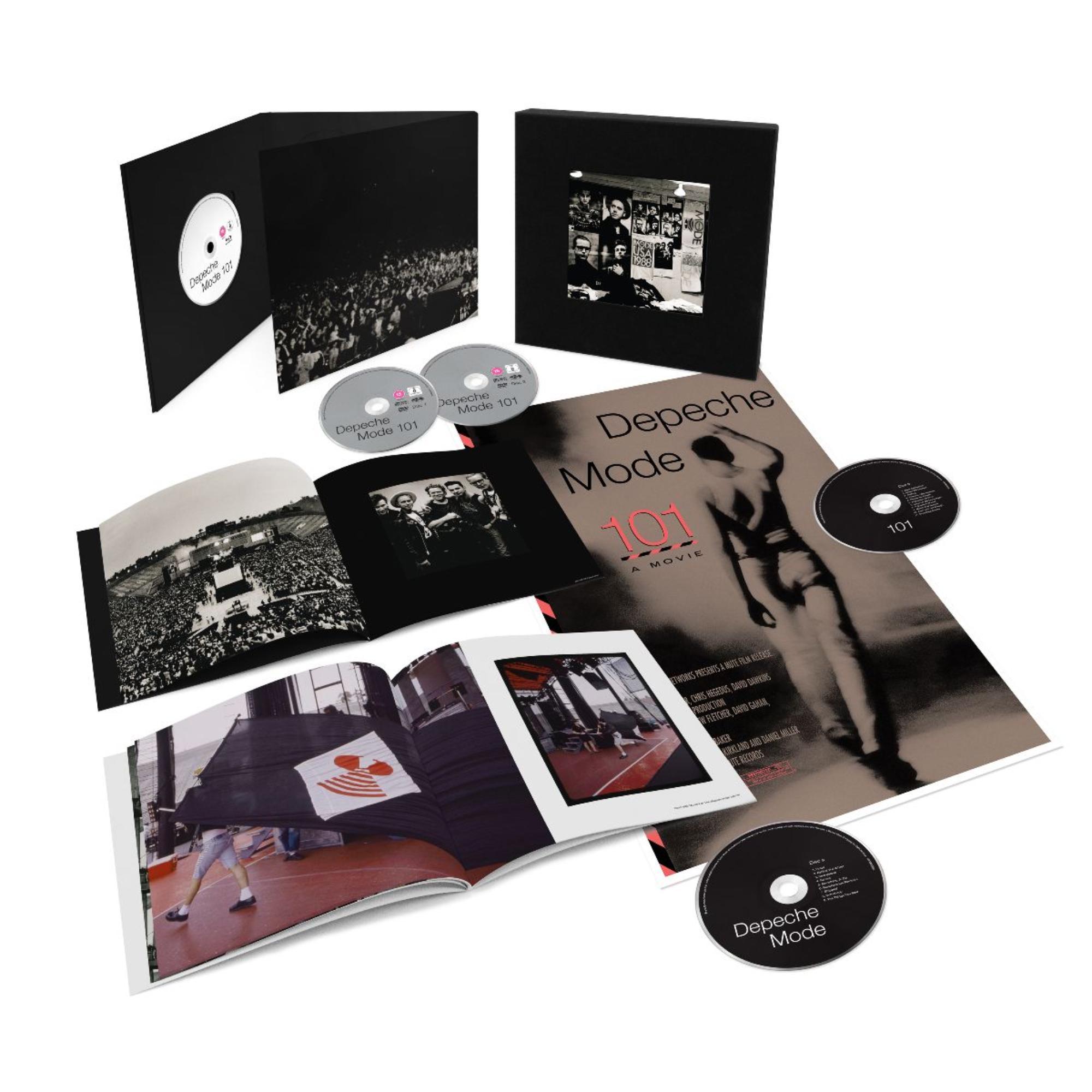 Depeche Mode 101 HD