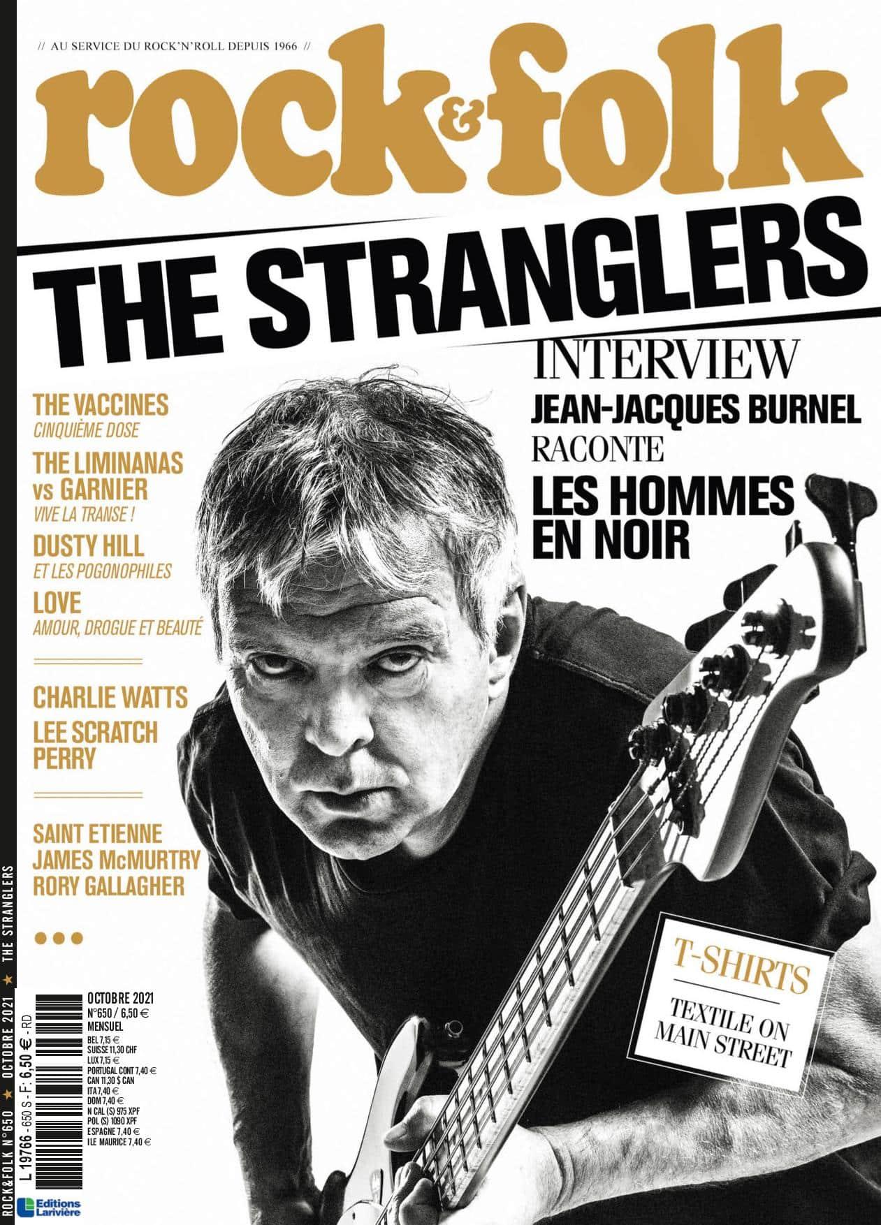 rocknfolk650 - The Stranglers