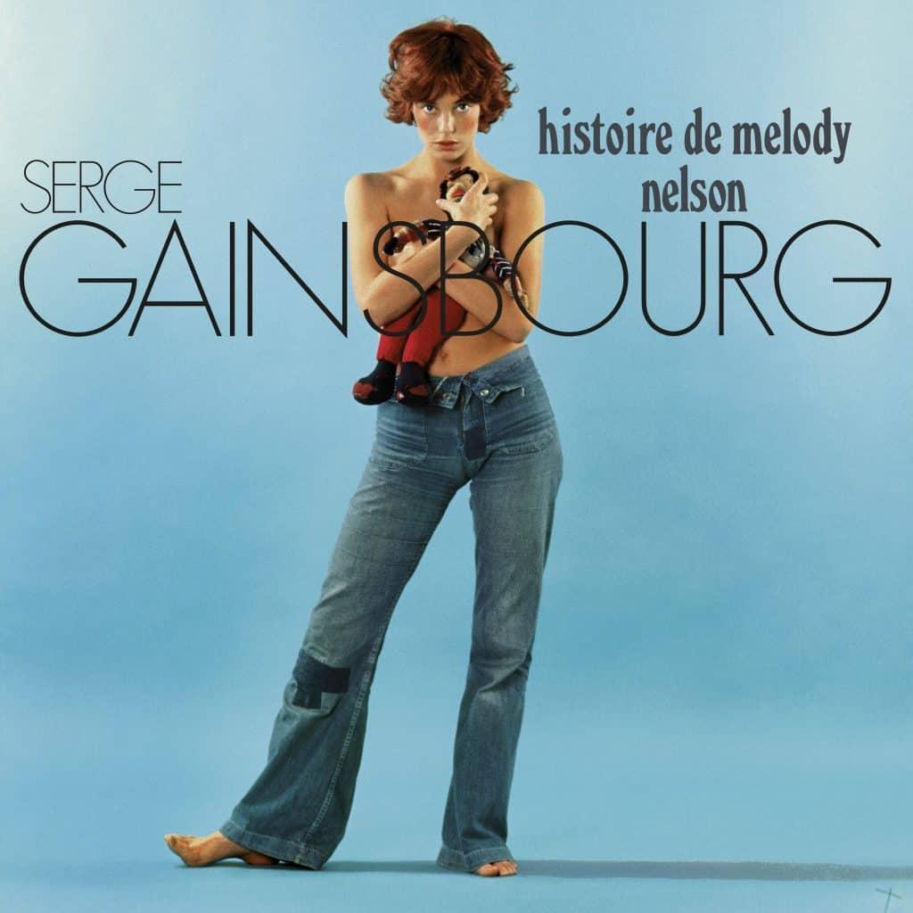 Serge Gainsbourg - Histoire de Melody Nelson