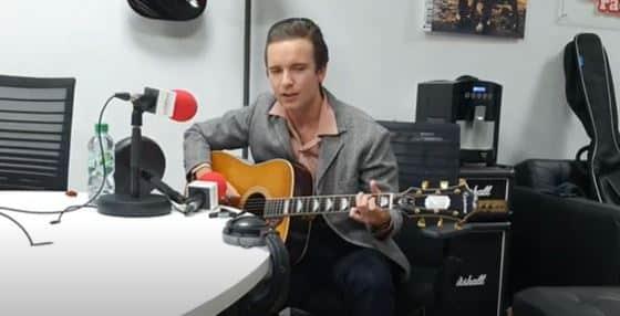 Theo Lawrence chez Rock&Folk radio